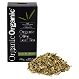 Organic (BIO) Olive Leaf Tea. Hand Picked, Loose Leaf Tea. The Caffeine-Free, Green Tea Alternative. Gold Star Winner Great Taste Awards 2017. 100% Certified Organic. Chemical-Free,Non-GMO.Powerhouse