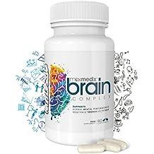 Brain Complex MaxMedix™ - Integratore Nootropico - Energia Mentale, Memoria e Concentrazione - Stimola la Mente - 60 Capsule 100% Naturali