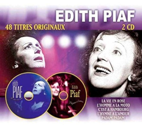 The most beautiful songs by Edith Piaf: 48 Titres Originaux by Edith Piaf (2006-08-31)