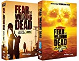 Fear The Walking Dead - Stagione 01-02 (6 Dvd) Edizione Italiana
