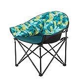 ZL-Sedie pieghevoli Outdoor-Klappstuhl Tragbare Lagerung Freizeit Gartenliege Double-Layer-Baumwolle Stuhl Eisenrohr Angeln Stuhl