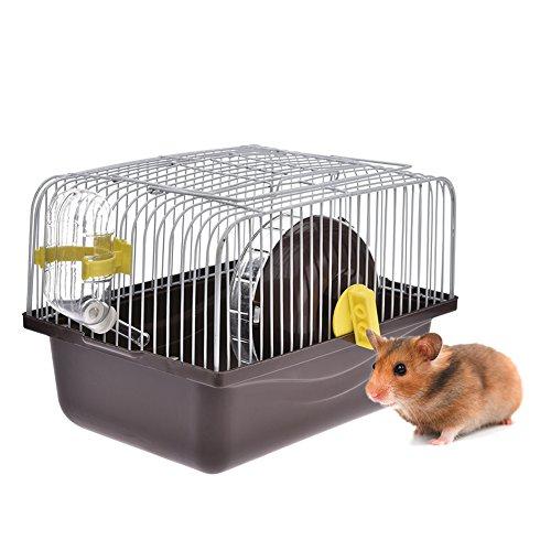 purebesi Hamsterkäfig Durable Syrische Hamster Käfig Pet, tragbar Hamster Käfige für draußen