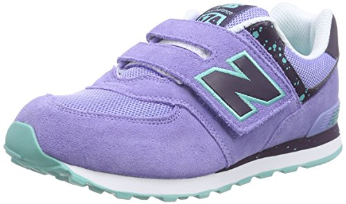 New Balance KG574, Sneakers Basses Mixte Enfant