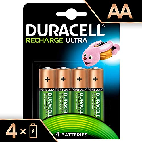 Duracell Recharge Ultra AA...
