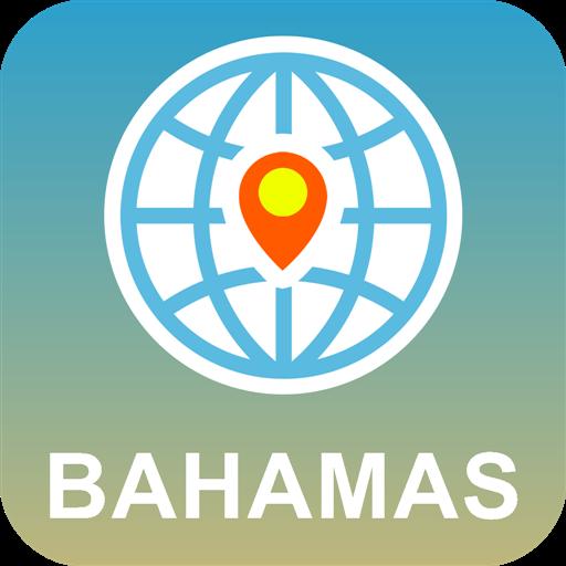 Bahamas Karte online Bahamas-gps-software