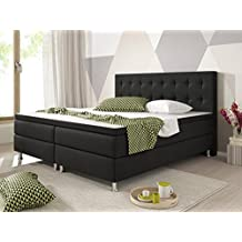suchergebnis auf f r boxspringbett 140x200. Black Bedroom Furniture Sets. Home Design Ideas
