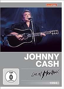 Johnny Cash - Live at Montreux 1994 (Kulturspiegel Edition)
