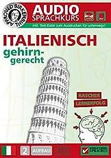 Birkenbihl Sprachen: Italienisch gehirn-gerecht, 2 Aufbau, Audio-Kurs
