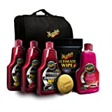 Best Detailing Kits - Meguiar's 110-Year Anniversary Edition Car Care Kit Review