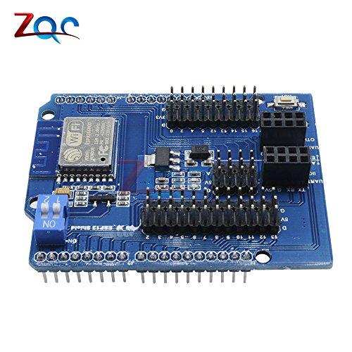 WiFi-Schild für Arduino UNO R3 2560 von ESP8266 WiFi Web Sever Shield ESP-13 IoT DIY Development Board ESP13 Modul One
