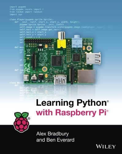 Learning Python with Raspberry Pi by Alex Bradbury (2014-03-10)