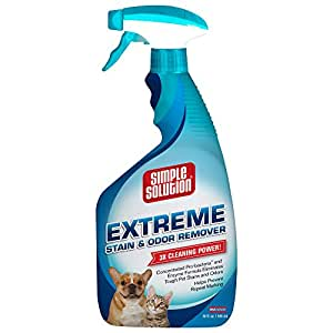 Bramton Dog Hygiene Simple Solution Extreme Stain & Odor Remover 1.8Ltr-945ml
