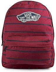 Vans Realm Backpack Tibetan Red