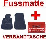 SCHNÄPPCHEN Passform Fussmatte DUO graphit