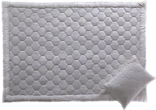 COTTONA TENCEL- Luxus Decke- Hypoallergen- Komfort Schlafen- Luxus Bettwäsche von White Boutique- Pack von 2- 195/215 cm