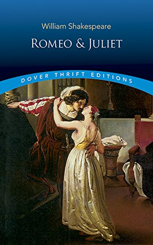 Romeo and Juliet par William Shakespeare