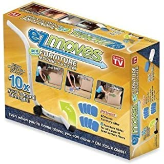 Ez Moves Furniture Moving System Boxed