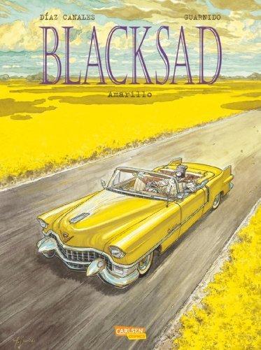 Blacksad 05 by Juan Diaz Canales (2014-04-01)