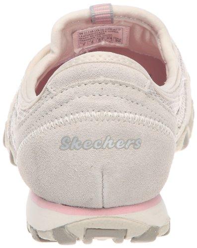 Skechers Damen BikersHot-Ticket Sneaker Beige (Nttp)