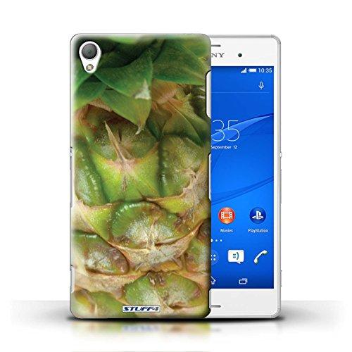 Kobalt® Imprimé Etui / Coque pour Sony Xperia Z3 / Kiwi conception / Série Fruits Ananas