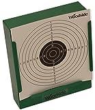 Woodside - Porte-cible avec récupérateur de balles + 100 cibles de 14 cm - pour...