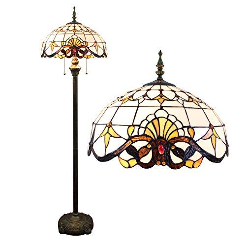 Get Gweat 16-Inch European Baroque tiffany Floor Lamp Living Room lamp Discount