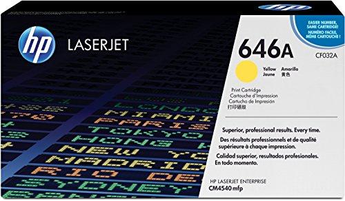 Preisvergleich Produktbild HP 646A Gelb Original LaserJet Tonerkartusche