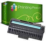 Printing Pleasure Compatible Cartucho de tóner para Samsung ML-1500 ML-1510 ML-1510B ML-1515 ML-1520 ML-1520P ML-1710 ML-1710B ML-1710D ML-1710P ML-1720 ML-1740 ML-1745 ML-1750 ML-1755 - Negro, Alta Capacidad