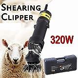 Iglobalbuy 320W Mouton Chèvre Electrique Couper Tondre Chien Grand Cisaille tondeur...