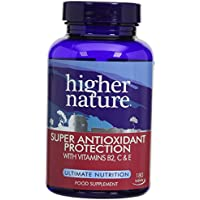 Higher Nature Super Antioxidant Protection - 180 Tabletten preisvergleich bei billige-tabletten.eu