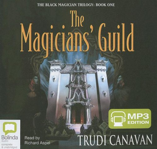 The Magicians' Guild (Black Magician Trilogy)