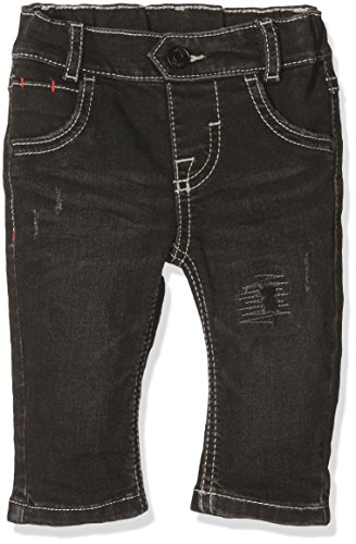 s.Oliver Baby-Jungen Jeans 65.708.71.3036, Grau (Grey/Black Denim Stretch 98Z7), 92