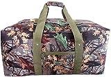31 Explorer Wildland -Mossy Oak Realtree Like- Hunting Camo Heavy Duty Duffel Bag - Luggage Travel Gear Bag- by Explorer
