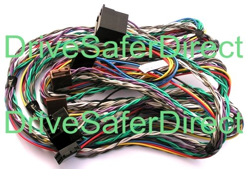 inka-904499-79-3a-iso-25-metre-twin-extension-lead-for-parrot-ck3100-ck3200-mki9100-mki9200-and-othe