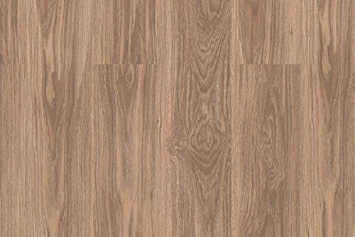 *Amorim Vinyl Fertigparkett Design Comfort Muskateiche gekalkt strukturiert 1-Stab inkl. Dämmung 1 Paket mit 1,806 qm*