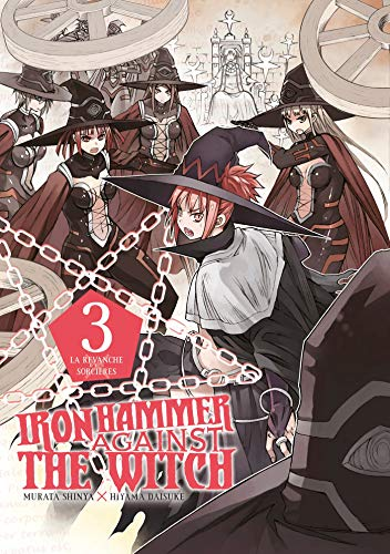 Iron hammer against the witch Edition simple Tome 3