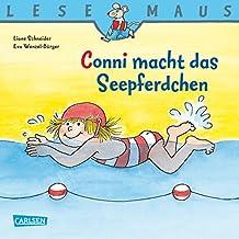 LESEMAUS: Conni macht das Seepferdchen (German Edition)
