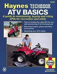 ATV Basics Manual (Haynes Techbooks)