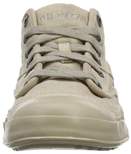 Yellow Cab Damen Ground W Sneakers Grau (Grey)