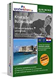 Kroatisch-Businesskurs mit Langzeitgedächtnis-Lernmethode von Sprachenlernen24: Lernstufen B2+C1. Kroatisch lernen für den Beruf. Software PC CD-ROM für Windows 10,8,7,Vista,XP/Linux/Mac OS X