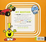 Mr Men My Brother (Mr. Men and Little Miss Picture Books)