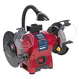 Sealey BG150WL Bench Grinder Ø150mm with Work Light 250W/230V