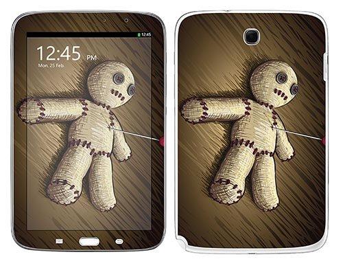 Royal adesivo RS.72010adesiva per Samsung Note 8.0, motivo: Voodoo Doll