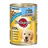 Pedigree Dose Junior Lamm & Reis | 12x 400g Hundenassfutter