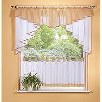 Suchergebnis Auf Amazonde Für Küchengardinen Fensterdekoration