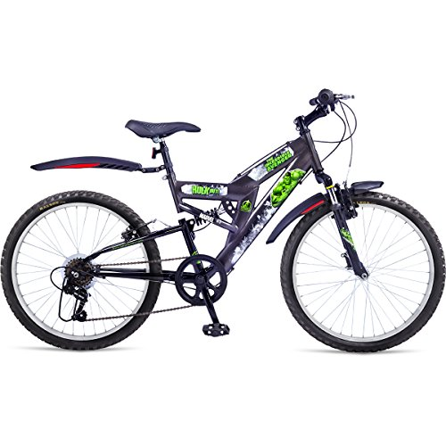 hero disney hulk 24t 6 speed mountain  cycle (grey) Hero Disney Hulk 24T 6 Speed Mountain  Cycle (Grey) 51yun6pjN9L