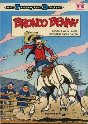 Bronco Benny