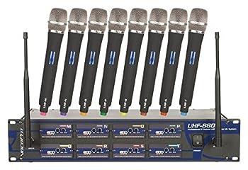 Handheld Wireless Microphones