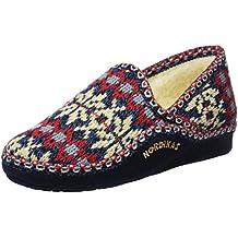 NORDIKAS Classic, Zapatillas de Estar por casa para Mujer