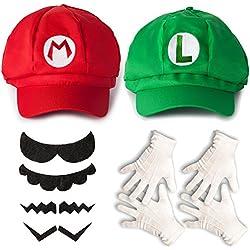 Disfraces Super Mario Bros